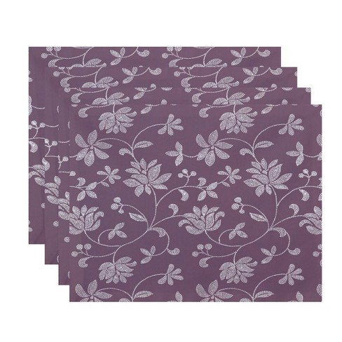 Placemat Amber Green e by design - image 1 of 1