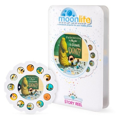 Moonlite - If You Ever Want to Bring an Alligator to School, Don't! Reel for Moonlite Story Projector