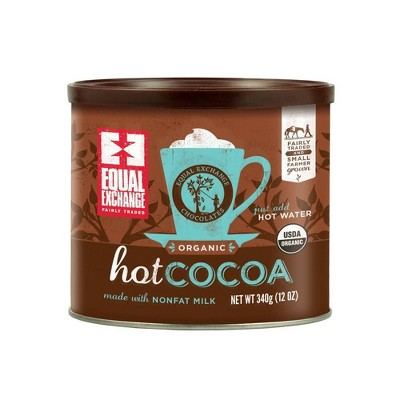 Equal Exchange Organic Hot Cocoa - 12oz