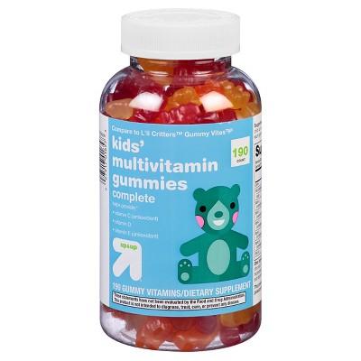 Multivitamins: up & up Kids' Multivitamin Gummies