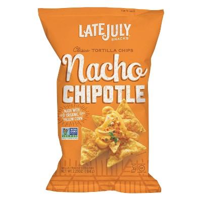 Tortilla & Corn Chips: Late July Clásicos