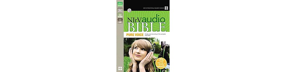 Nirv Audio Bible : New International Readers Version, Pur...