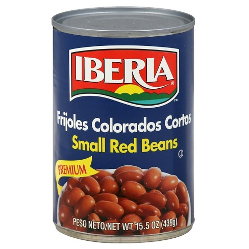 Iberia Small Red Beans 15.5oz - image 1 of 1