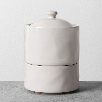 Bath Canister - White - Hearth & Hand™ with Magnolia