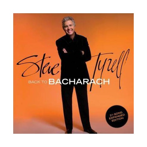 Steve Tyrell - Back To Bacharach (Expanded) (CD) - image 1 of 1