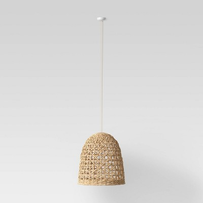 Small Seagrass Light Pendant Light Brown (Includes Energy Efficient Light Bulb)- Opalhouse™
