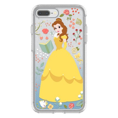 huge discount d9e0a 33fa1 OtterBox Apple iPhone 8 Plus/7 Plus Disney Princess Symmetry Case