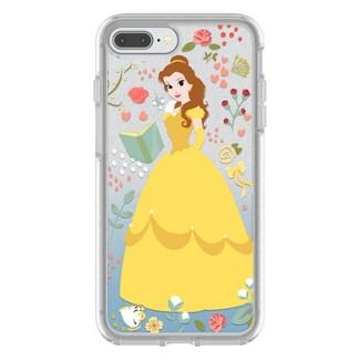 OtterBox Apple iPhone 8 Plus/7 Plus Disney Princess Symmetry Case - Belle