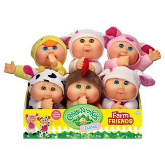 Cabbage Patch Kids Cuties Doll - Doll May Vary