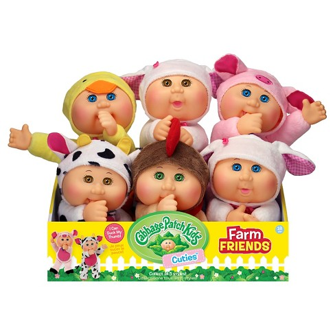 Cabbage Patch Kids Cuties Doll Doll May Vary Target