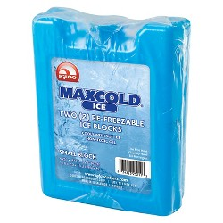 Igloo MaxCold Refreezable Ice Block 2pk - Small