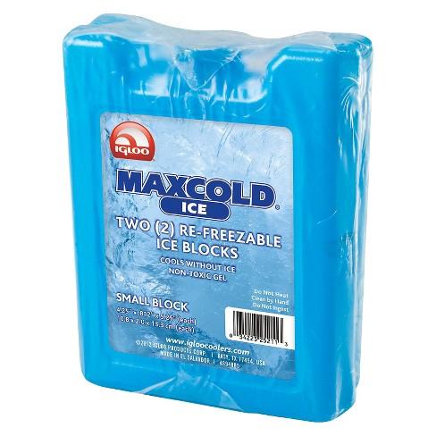 Igloo MaxCold Refreezable Ice Block 2pk - Small - image 1 of 1