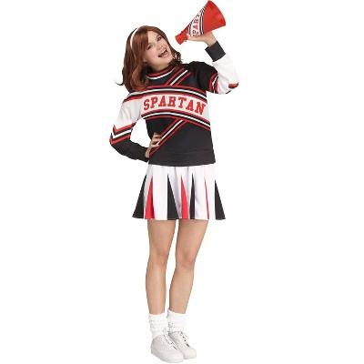 Saturday Night Live Deluxe Female Spartan Cheerleader Adult Costume