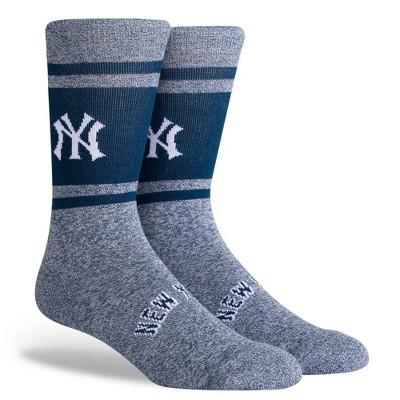 MLB New York Yankees Varsity Crew Socks