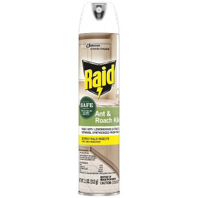 Raid Safe Ant & Roach