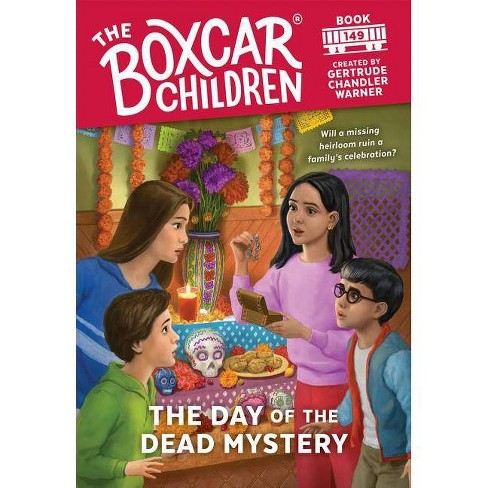 The Day of the Dead Mystery - (Boxcar Children Mysteries)by  Gertrude Chandler Warner (Paperback) - image 1 of 1