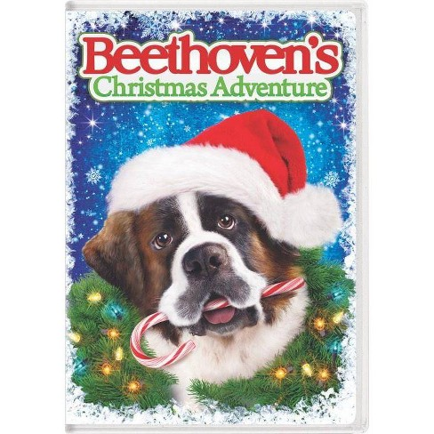 Beethoven's Christmas Adventure (DVD) - image 1 of 1