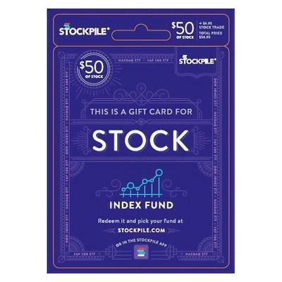 Stockpile Multi-Index $50