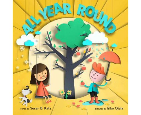 All Year Round (School And Library) (Susan B. Katz) - image 1 of 1