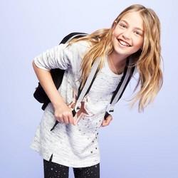 Girls' Sweatshirt - More Than Magic™ Heather Gray