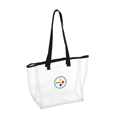 NFL Pittsburgh Steelers Stadium Clear Tote