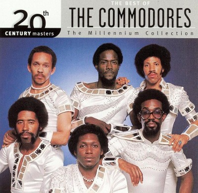 Commodores - 20th Century Masters: The Millennium Collection: Best of the Commodores (CD)