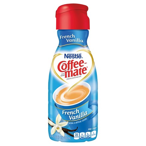 Coffee-Mate French Vanilla Creamer - 32oz - image 1 of 5