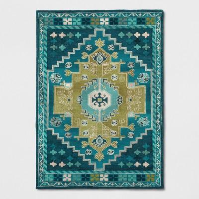Persian Wool Tufted Area Rug - Opalhouse™