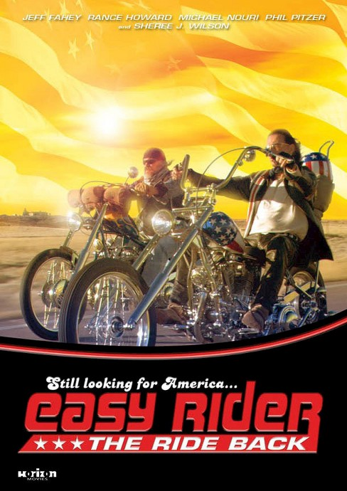Easy rider:Ride back (DVD) - image 1 of 1