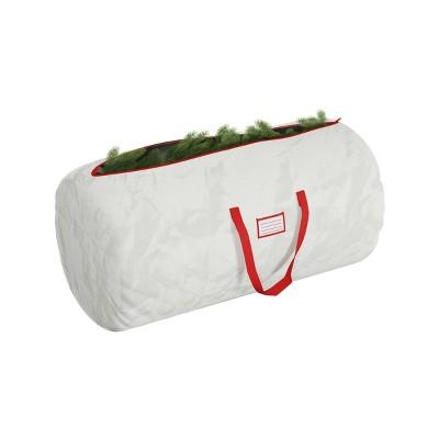 9' Premium Holiday Christmas Tree Storage Bag White Large - Elf Stor