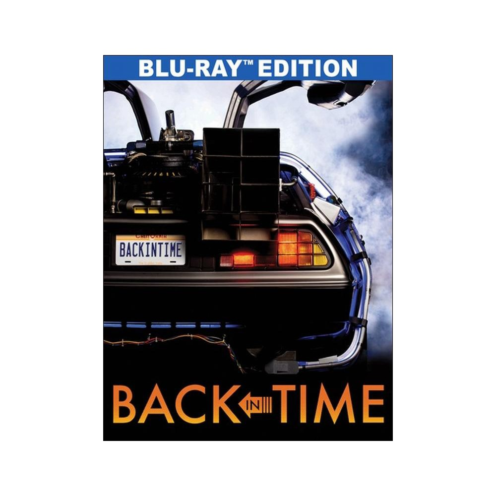 Back In Time (Blu-ray), Movies