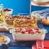 Pyrex Deep 4pc Glass Bakeware Set - image 3 of 4
