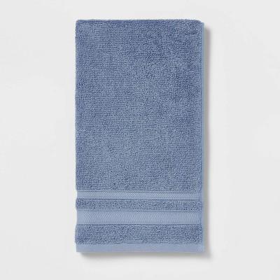 Performance Hand Towel Water Blue - Threshold™