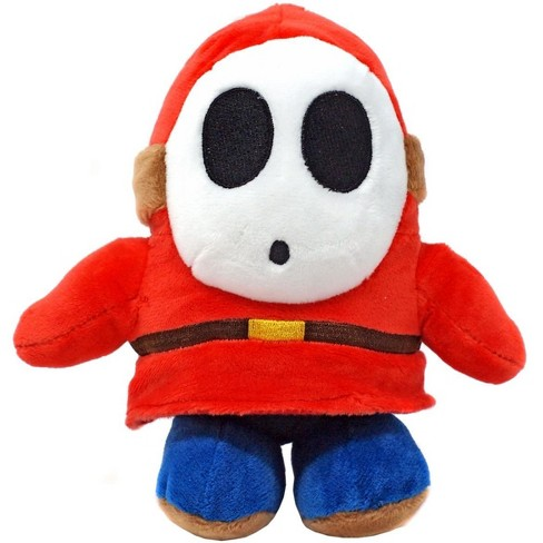 Super Mario All Star Collection Shy Guy 6 5 Inch Plush Target
