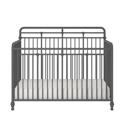 Monarch Hill Hawken Metal 3 in 1 Convertible Crib