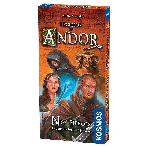Thames & Kosmos Legends of Andor : New Heroes Expansion Board Game - image 1 of 3
