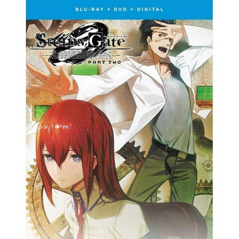 Steins;Gate 0: Part Two (Blu-ray) - image 1 of 1