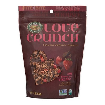 Granola & Muesli: Nature's Path Love Crunch
