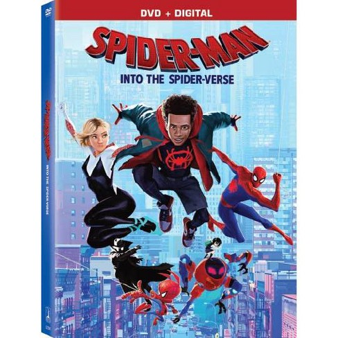 Spider-Man: Into The Spider-Verse (DVD) - image 1 of 1