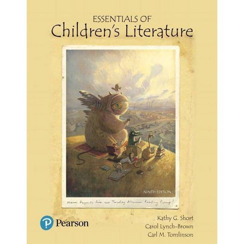 Essentials of Children's Literature - (What's New in Literacy) 9 Edition (Paperback) - image 1 of 1