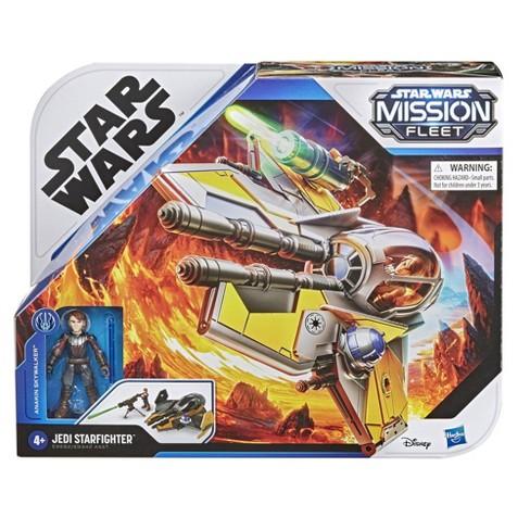 Star Wars Mission Fleet Anakin Skywalker Jedi Starfighter - image 1 of 4