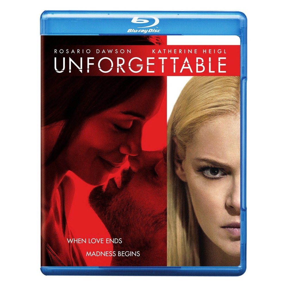 Unforgettable (Blu-ray + Dvd + Digital)