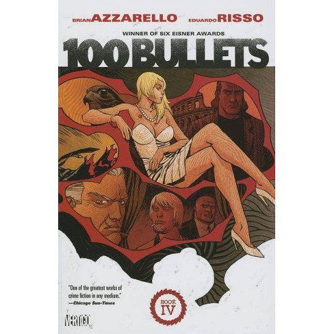 100 Bullets, Book Four - by  Brian Azzarello (Paperback) - image 1 of 1
