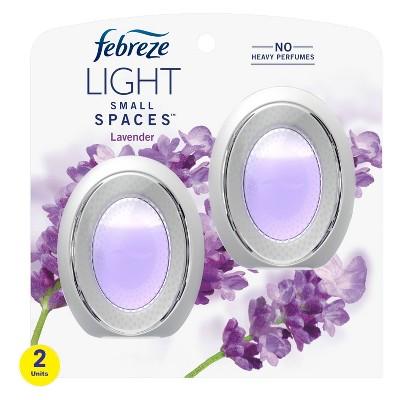 Febreze Light Small Spaces Air Freshener - Lavender - 0.5 fl oz