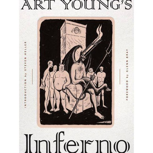 Art Young's Inferno - by  Dante Alighieri & Art Young (Hardcover) - image 1 of 1