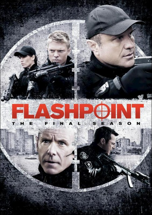 Flashpoint:Final Season (DVD) - image 1 of 1