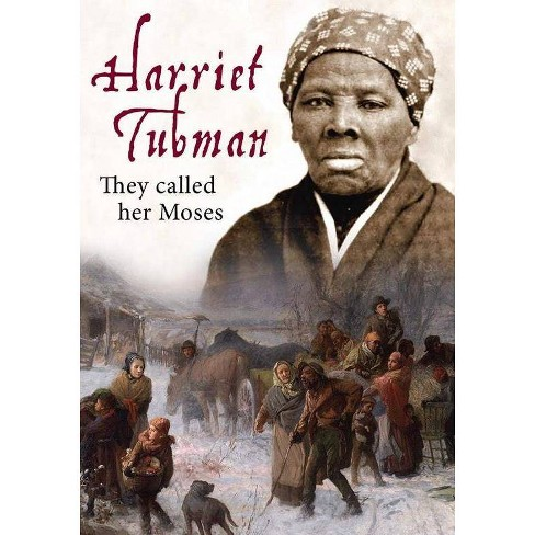 Harriet Tubman: They Called Her Moses (DVD) - image 1 of 1