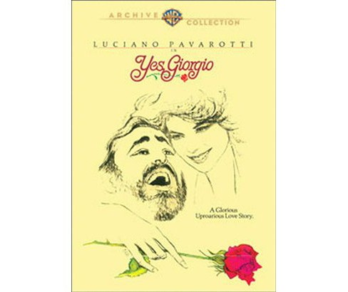 Yes giorgio (DVD) - image 1 of 1