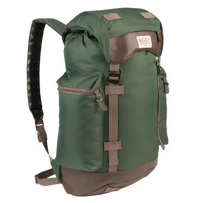 Wenzel 33L Tribute Boulderdasche Daypack - Green Plaid