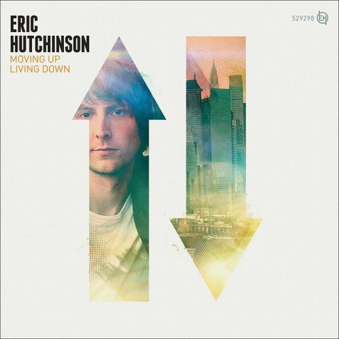 Eric Hutchinson - Moving Up Living Down (CD) - image 1 of 1